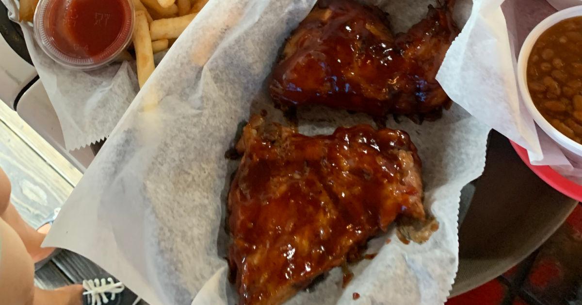 Dunedin ribs